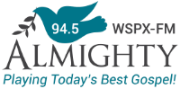 Almighty 94.5 logo