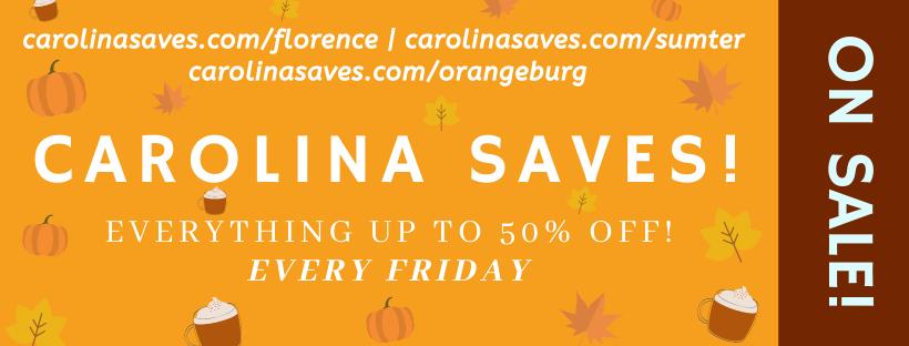 Facebook_Fall Carolina SAVES!